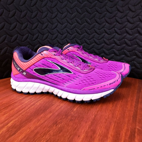 5142a4e9c6a Brooks Shoes - Brooks Ghost 9 Women s Running Shoes  456